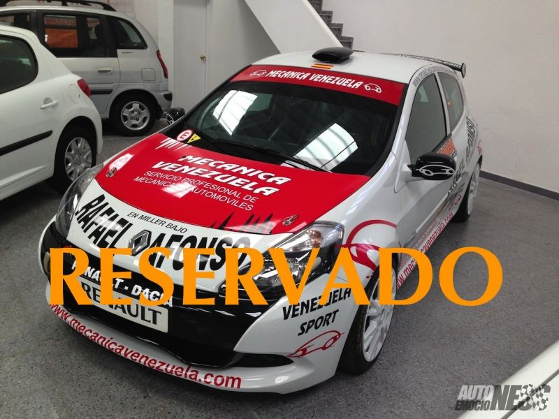 Clio Sport Cup 2009