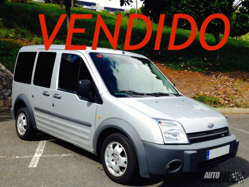 Ford Connect Diesel 90cv Full